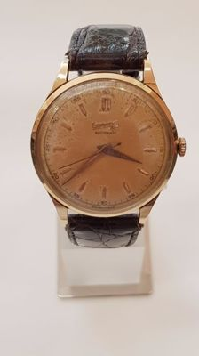 Eberhard gold watch