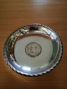 Mercedes Benz bowl from silver - Germany