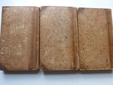 [James Fenimore Cooper] - The pilot - 3 volumes - 1824