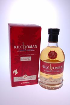 Kilchoman Single Cask release November 2013
