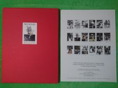 "Manara, Milo - Portfolio ""Fellini"", with 18x lithographs (2003)"