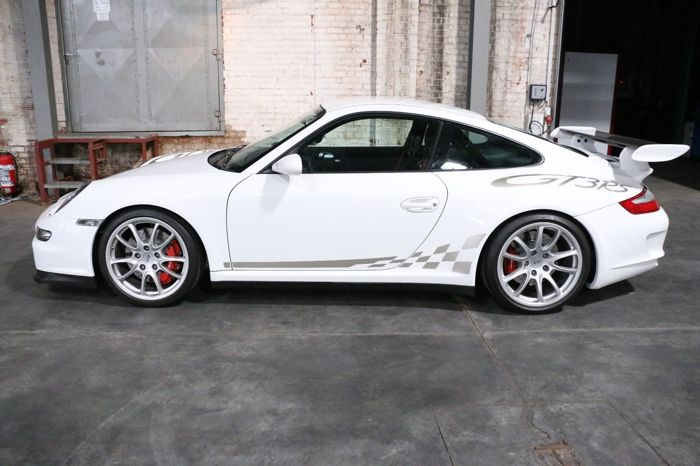 Porsche - GT3 RS - Manual transmission - 2007
