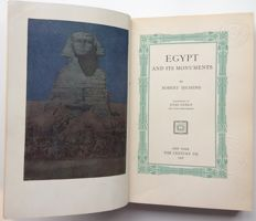 Robert Hichens - Egypt and its Monuments with pictures by Jules Guerin - 1908
