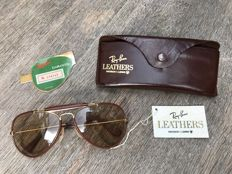 Ray-ban B&L - Vintage Brown Leathers