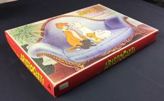 Disney, Walt - Board game - Gli Aristogatti (1970s)