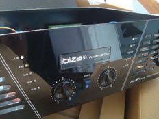 AMP 1000 IBIZA sound amplifier