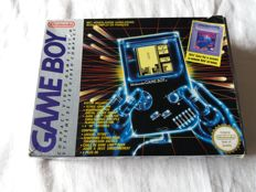 Classic Game boy boxed
