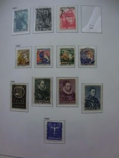 The Netherlands 1852/1997 – Collection in 3 Davo albums
