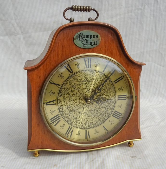 German table clock – 1950s