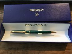 Waterman ballpoint pen Green