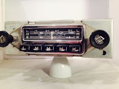 Blaupunkt Stuttgart ATR classic car radio from 1963/1964 for Porsche 911/912 and 356.