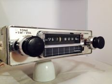 Pianola SR 108 classic car radio from the 1960s/1970s