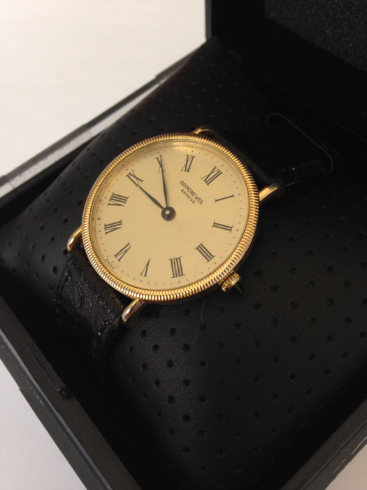 Raymond Weil – unisex model from years 1990-1999.