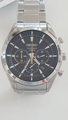 Seiko SSB-087-P1 men's chronograph 2017