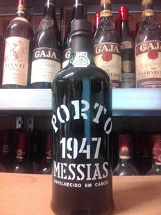 1947 Colheita Port Messias – bottled in 2012