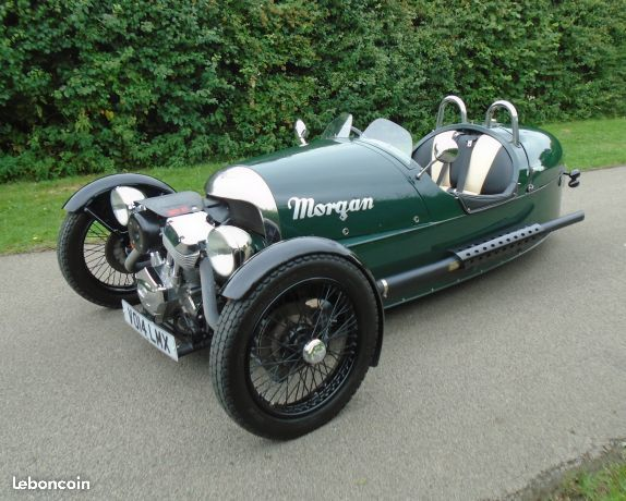 Morgan - 3 Wheeler - 2014