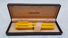 Sheaffer - pen and fountain pen. Vintage. U.S.A.