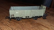 Märklin H0 - 311 - freight carriage, end 1940s, grey