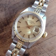 Rolex Oyster Perpetual Date Ref. 6917 – Ladies' watch – 1987