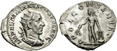 Roman empire - Antoninianus Aemilianus. Ex CNG Auction 67.- Lot 1710. From the Tony Hardy Collection