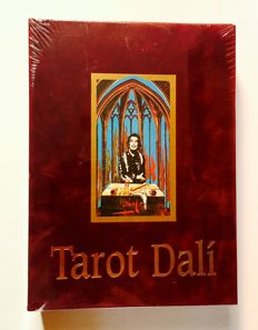 Salvador Dalí (after) - Tarot Dalí