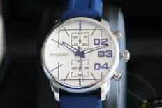 Timecode Voyager Chronograph - Men's wristwatch - New