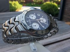 Ebel – sportwave – men's chronograph – 1990s