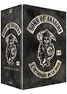 Sons of Anarchy Complete DVD Collection