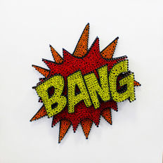 Alessandro Padovan (Drill Monkeys Art Duo) - BANG