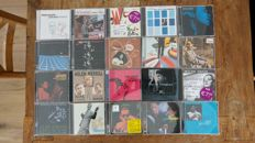 Lot of 62 jazz cd's
