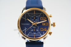 TIMECODE VOYAGER Gents Chronograph 2017 New Old Stock