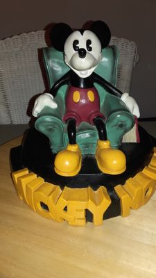 Disney, Walt - Figure Démons & Merveilles - Mickey Mouse in Chair (c. 1980/1990)
