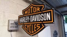 Harley Davidson - Dealership Sign - 2014