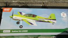 Radio-controlled aircraft model sukhoi 29 by parkzone