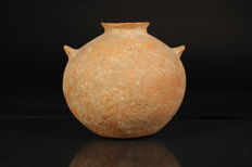 Amlash terracotta vase - 150 mm