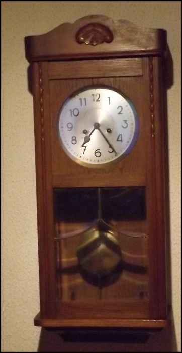 Regulator clock - circa 1930.