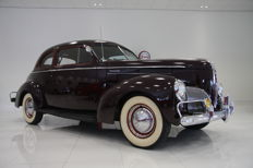Studebaker - Commander Club Cupé - 1940