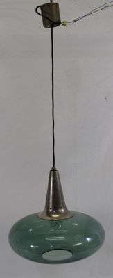 Unknown designer - Ufo Hanging Lamp