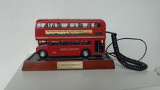 Route Master Phone - London Double Decker Bus