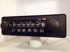 Blaupunkt Lemans Super A classic car radio for Opel