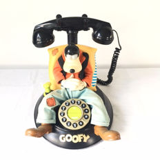 Disney's Goofy Telephone, Unique Model, can talk!