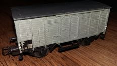 Märklin H0 - 312 - freight carriage, end 1940s, grey