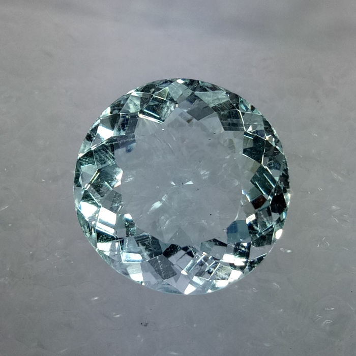 Aquamarine - 9.08 ct