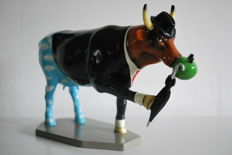 CowParade -  Stan Chrzanowski - type  Moogritte - Large - Museum Edition