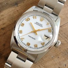 Rolex Oyster Date Precision Top Condition - Men's Watch - 1972