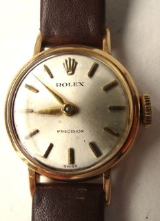 ROLEX PRECISION – women's wristwatch – ca. 1950