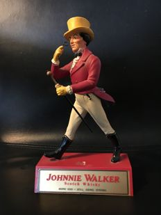 Johnny Walker Whisky Figurine