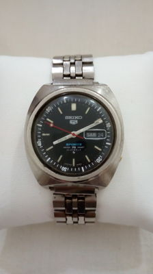 Seiko Sports automatic - Men's wristwatch - from 1970/1979