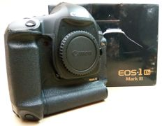 Camara EOS-1 Ds Mark  III