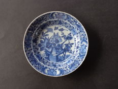 Kangxi bird plate - China - 18th century